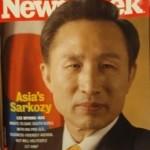 Asia's Sarkozy