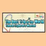 Taiwan best trip