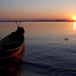 Retour à Mandalay par bateau