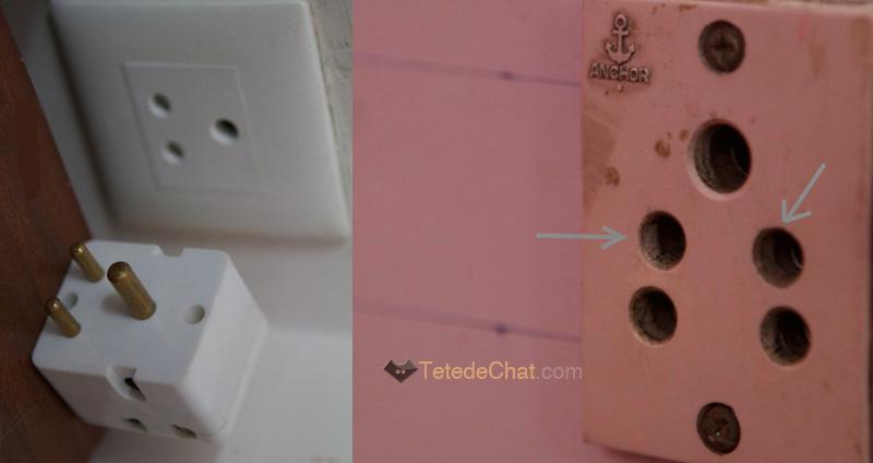 Prises lectriques inde capteur photo lectrique - Prise electrique inde ...