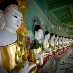 Sur les hauteurs de Sagaing