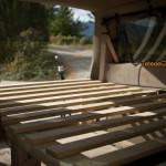 Un lit pour notre van !