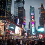 New York sous Sandy