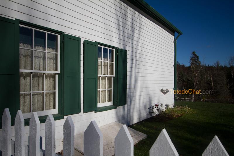 L le du prince douard perle du canada canada road for Anne et la maison aux pignons verts livre