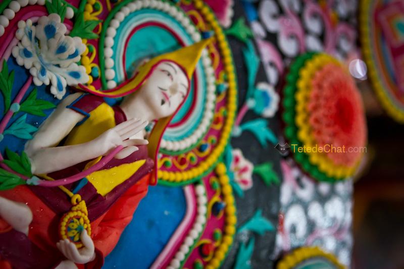 Galden_Namgey_Lhatse_tawang_beurre_statue