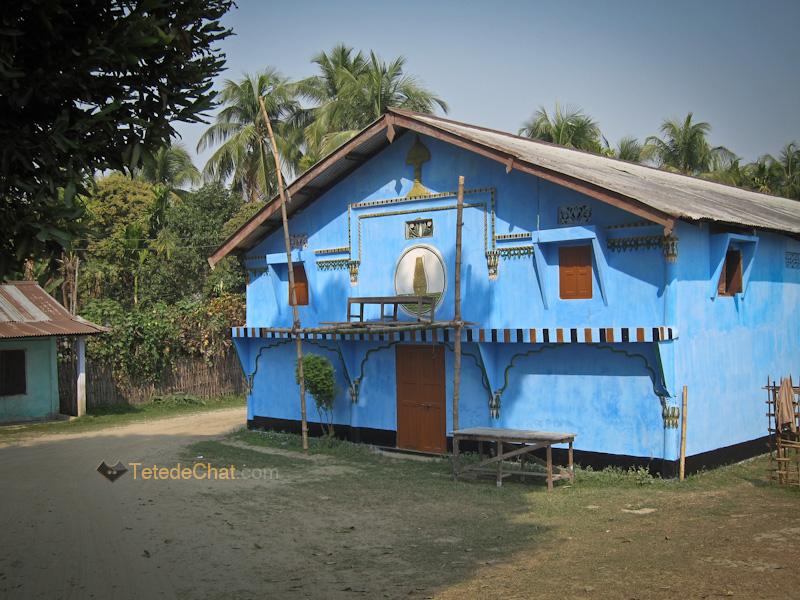 maison_Kamalabari_Satra_majuli