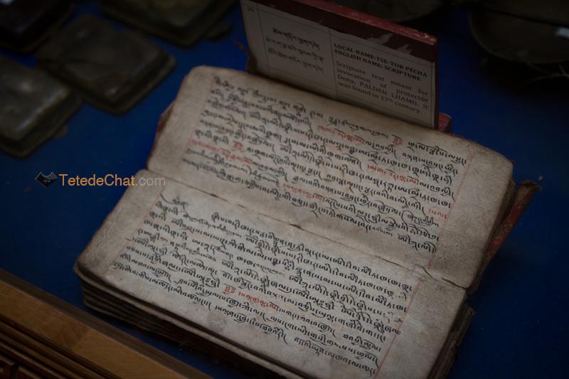 musee_monastere_tawang_ecriture