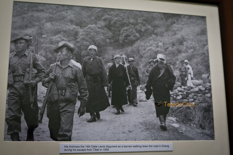 musee_monastere_tawang_photo_dalai_lama