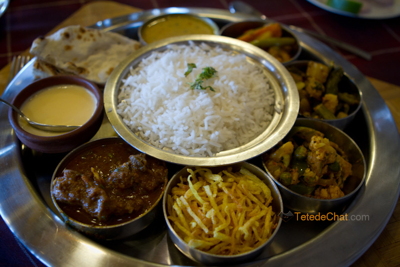 thali_shillong_city_hut_dhaba