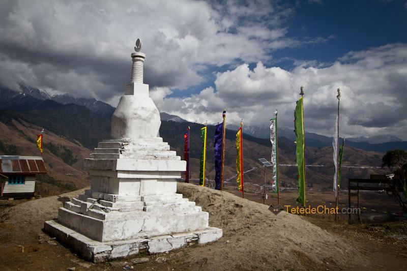 vieux_Samten_Yongcha_monastere_mechuka_stupa