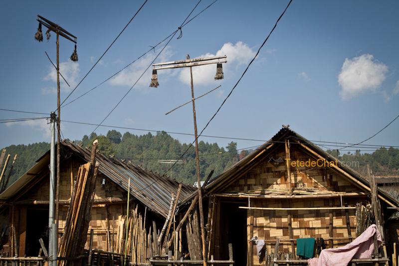 ziro_apatani_tribu_maisons
