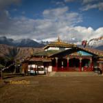 Enfin en Arunachal Pradesh