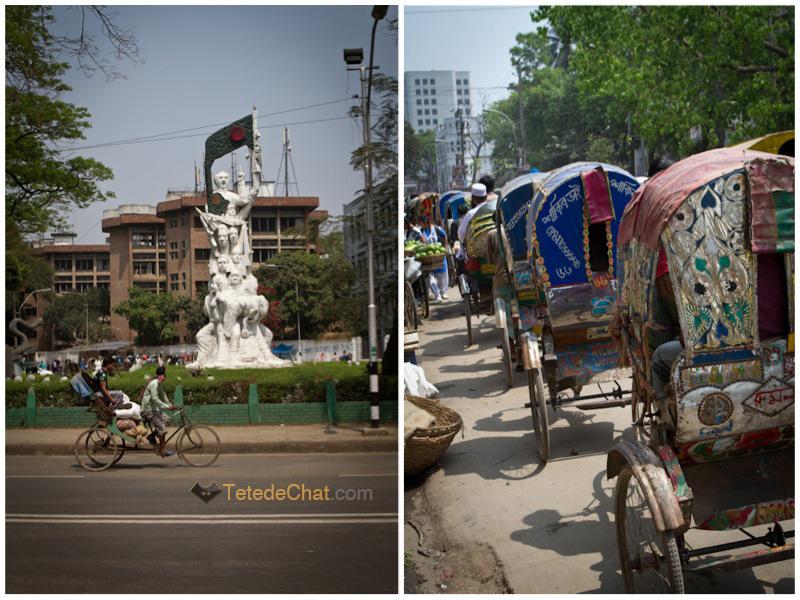 statue_rickshaws_dacca