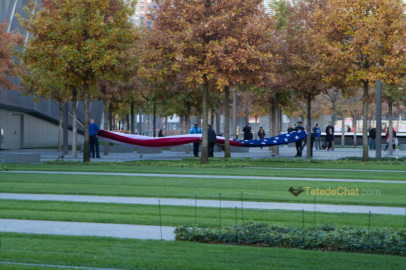 drapeau_9_11_memorial