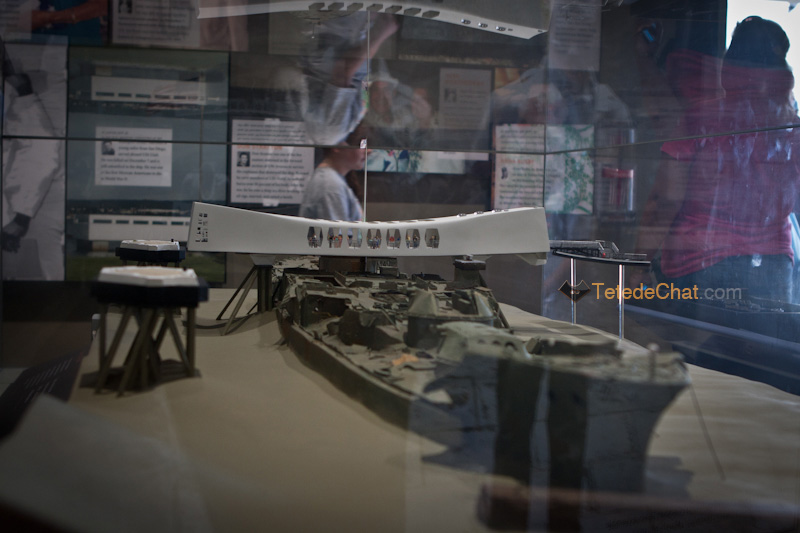 maquette_USS_arizona