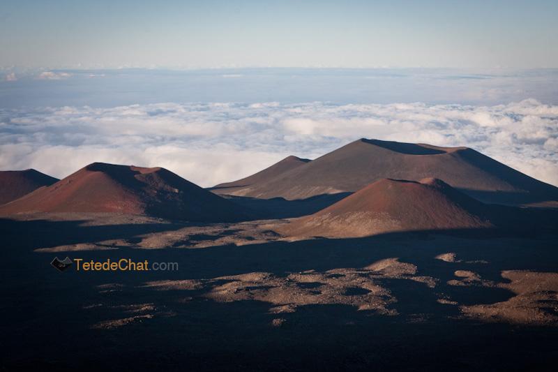 volcans_a_observatoire_Mauna_Kea_vue