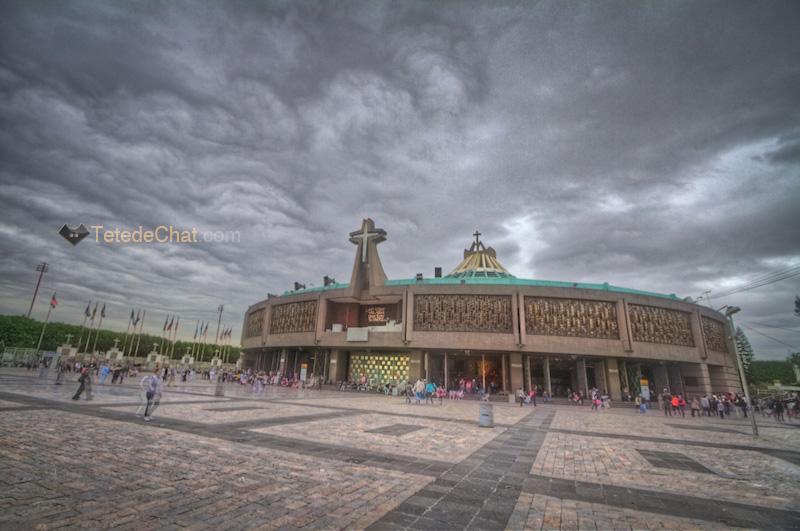 Basilique_Notre_Dame_de_Guadalupe_Mexico_HDR