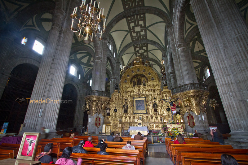 Cathedrale_Metropolitaine_interieur_mexico