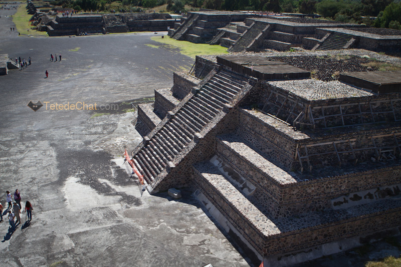 Teotihuacan_plateforme