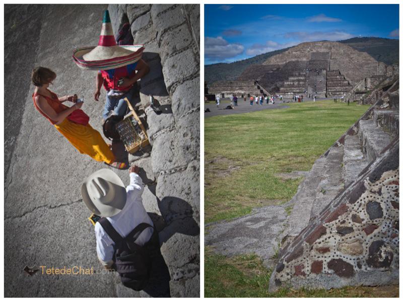 Teotihuacan_vendeurs