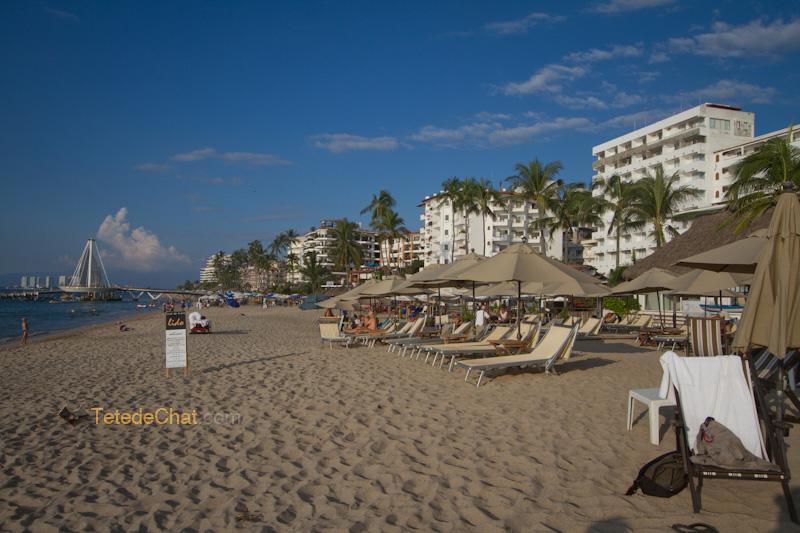 plage_puerto_vallarta_parasol