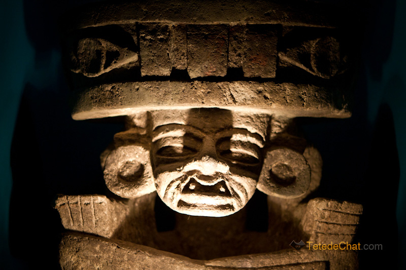 statue_Teotihuacan_musee