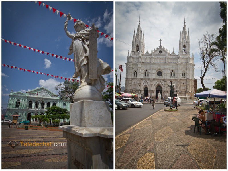 cathedral_santa_ana_el_salavador_statue