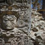 Les ruines de Copán
