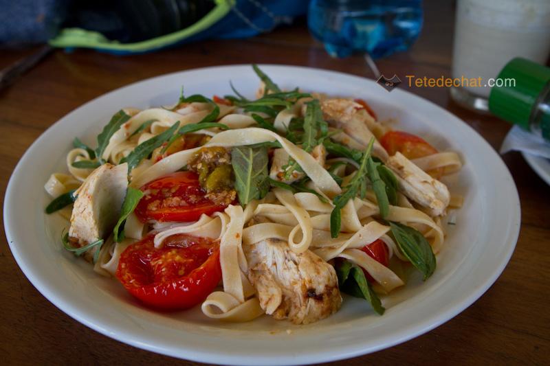 Restaurant Le Paradis Thai  Rue Saint Sulpice La Pointe