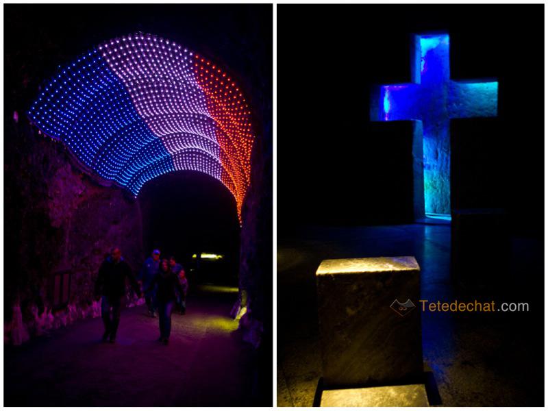 Cathedrale_de_sel_Zipaquira_drapeau_francais