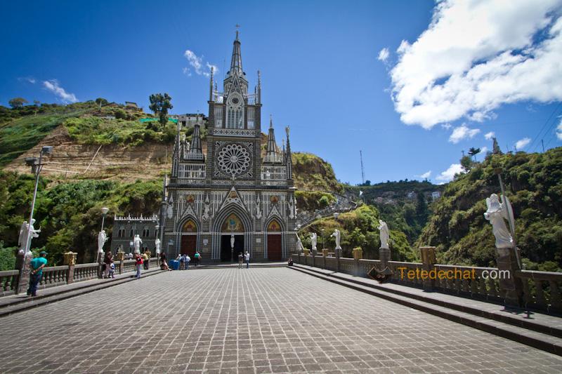 Sanctuaire_de_Las_Lajas_eglise