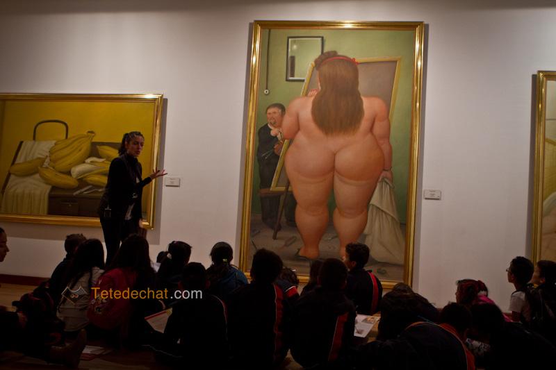 musee_botero_bogota_peinture_ecole