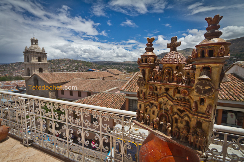 Un petit tour à Ayacucho
