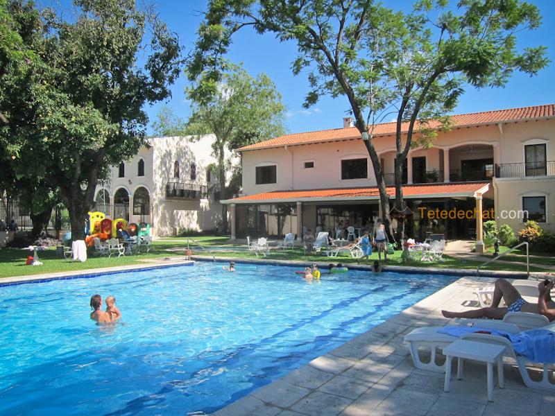 Asunci n bbq et mangues paraguay voyage for Club piscine plus cppq laval