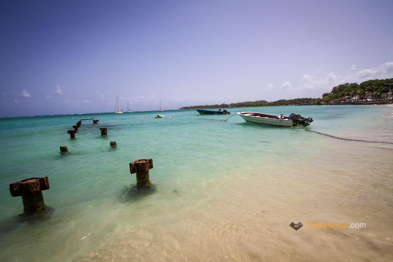 Faire le touriste en Guadeloupe