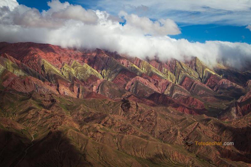 Humahuaca et la montagne aux mille couleurs