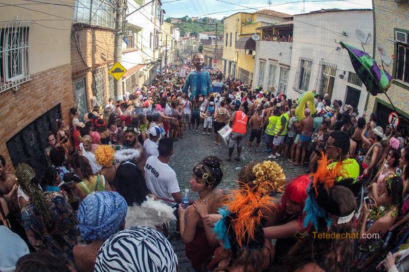 Carnaval de Rio : Music, Sex, Drug, and (sometimes) Love