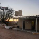 2 roues motrices en Namibie