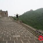 La muraille de chine…