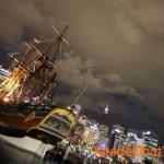 Sydney de nuit…