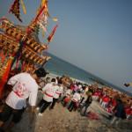 Le Wang Yeh festival sur Hsiao Liu Chiu