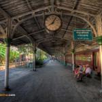 Les trains au Sri Lanka