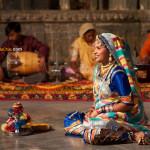 Udaipur et les danses du Rajasthan