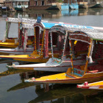 Les bateaux-maison de Srinagar