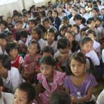 Le Myanmar sous pression
