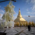 Yangon en passant par Pyay