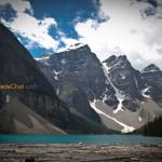 Banff à plat