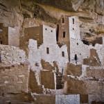 Les vestiges de Mesa Verde
