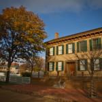 Springfield et la maison de Lincoln