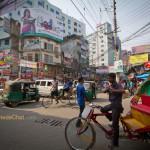 Traverser au Bangladesh